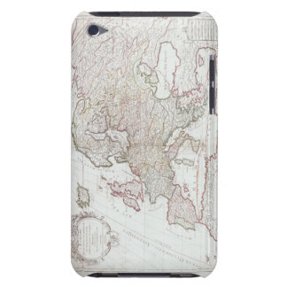 Map of Europe 7 Barely There iPod Cover