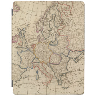 Map of Europe iPad Cover
