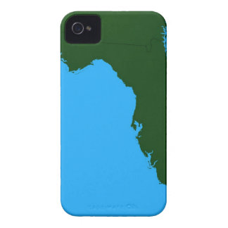 Map of Florida 2 iPhone 4 Case