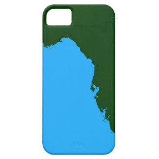 Map of Florida 2 iPhone 5 Case