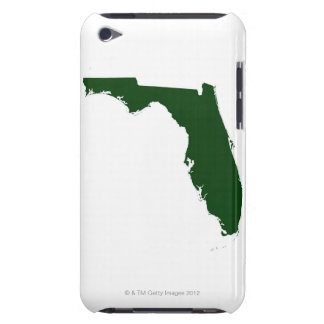 Map of Florida 3 iPod Touch Covers