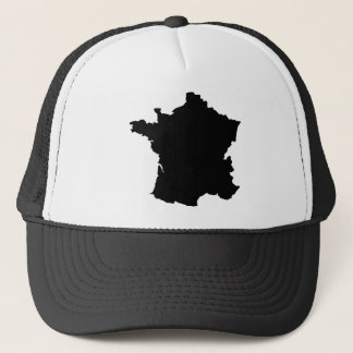 map of france trucker hat