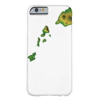 Map of Hawaii 2 Barely There iPhone 6 Case