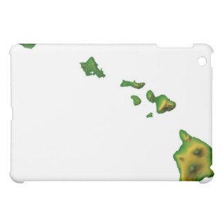 Map of Hawaii 2 iPad Mini Cases