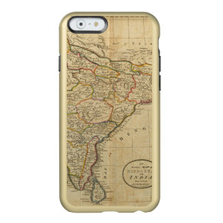 Map of Hindostan or India Incipio Feather® Shine iPhone 6 Case