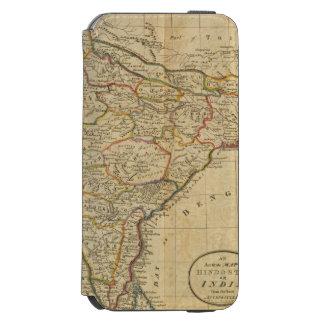 Map of Hindostan or India Incipio Watson™ iPhone 6 Wallet Case
