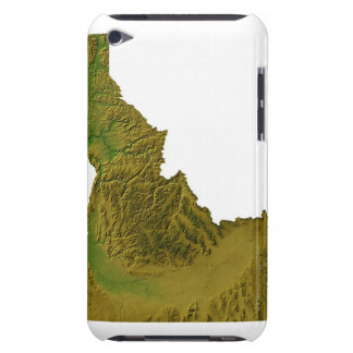 Map of Idaho 2 Barely There iPod Cover