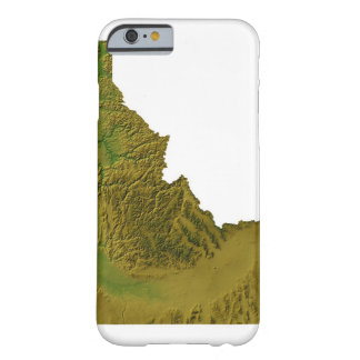 Map of Idaho 2 Barely There iPhone 6 Case