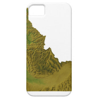 Map of Idaho 2 iPhone 5 Cover