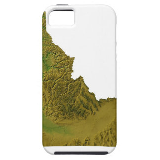 Map of Idaho 2 iPhone 5 Case