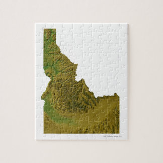 Map of Idaho 2 Puzzles