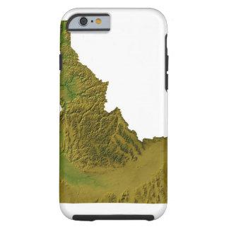 Map of Idaho 2 Tough iPhone 6 Case