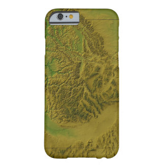Map of Idaho Barely There iPhone 6 Case