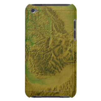 Map of Idaho Barely There iPod Case