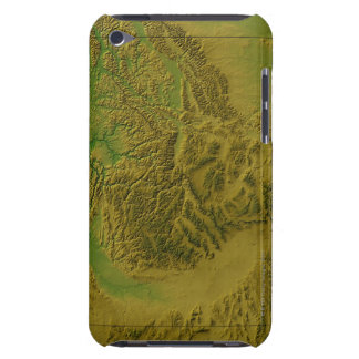 Map of Idaho Barely There iPod Covers