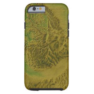 Map of Idaho Tough iPhone 6 Case