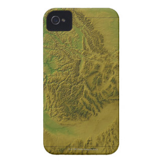 Map of Idaho iPhone 4 Case-Mate Cases