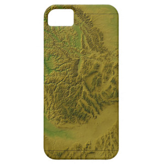 Map of Idaho iPhone 5 Cover