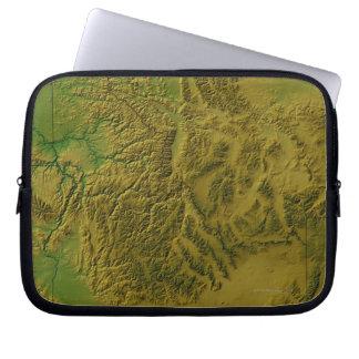 Map of Idaho Laptop Sleeve