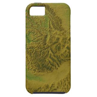 Map of Idaho Tough iPhone 5 Case