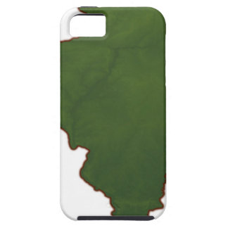 Map of Illinois 2 iPhone 5 Case