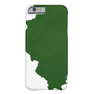 Map of Illinois Barely There iPhone 6 Case