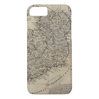 Map of Ireland iPhone 8/7 Case