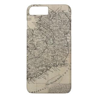 Map of Ireland iPhone 8 Plus/7 Plus Case