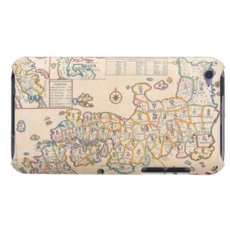 Map of Japan 3 Barely There iPod Cover
