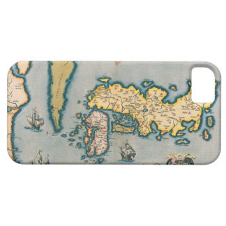 Map of Japan 5 Case For The iPhone 5