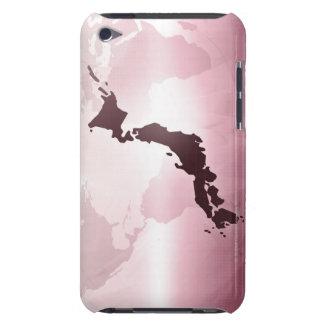 Map of Japan iPod Touch Case-Mate Case