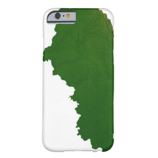Map of Kentucky Barely There iPhone 6 Case