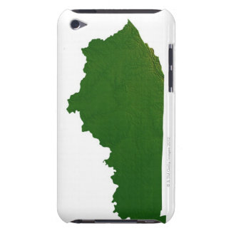 Map of Kentucky iPod Touch Cover