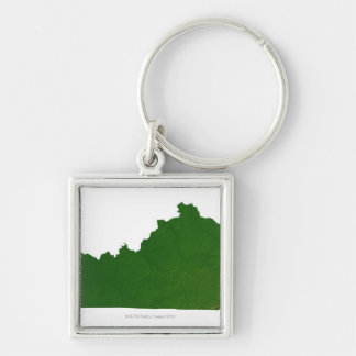 Map of Kentucky Key Ring