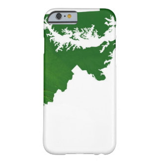 Map of Maryland 3 Barely There iPhone 6 Case