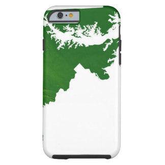 Map of Maryland 3 Tough iPhone 6 Case