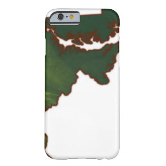 Map of Maryland Barely There iPhone 6 Case