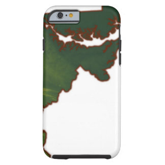 Map of Maryland Tough iPhone 6 Case