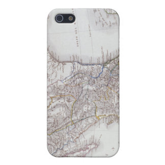Map of Mexico 2 iPhone 5/5S Cover
