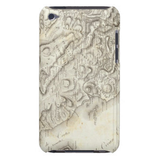 Map of Mexico Barely There iPod Cover