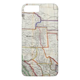 Map Of Mexico & California iPhone 8 Plus/7 Plus Case