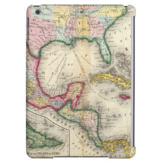 Map Of Mexico, Central America
