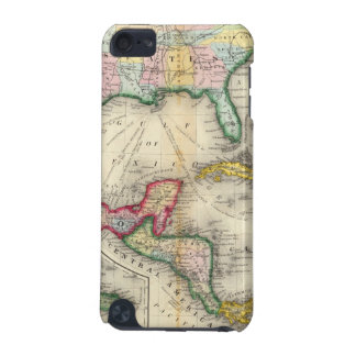 Map Of Mexico, Central America iPod Touch 5G Case