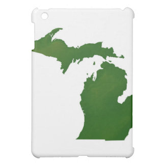 Map of Michigan iPad Mini Cover