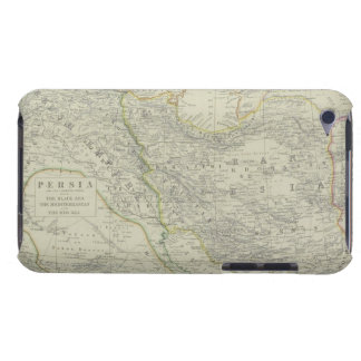Map of Middle East iPod Touch Case-Mate Case