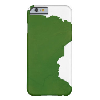 Map of Minnesota 2 Barely There iPhone 6 Case