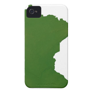 Map of Minnesota 2 iPhone 4 Cover