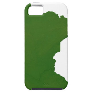 Map of Minnesota 2 iPhone 5 Covers