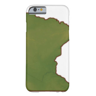Map of Minnesota Barely There iPhone 6 Case