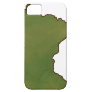 Map of Minnesota Case For The iPhone 5